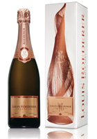 rose champagne louis roederer